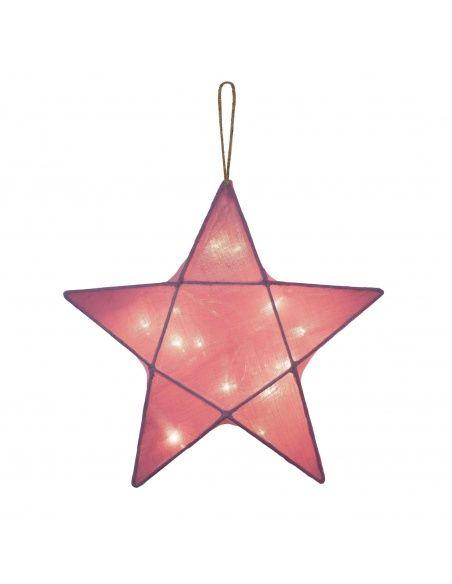 Lampa Gwiazda malinowa - Numero 74