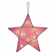 Lampa Gwiazda malinowa