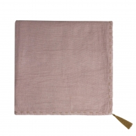 Nana Swaddle dusty pink