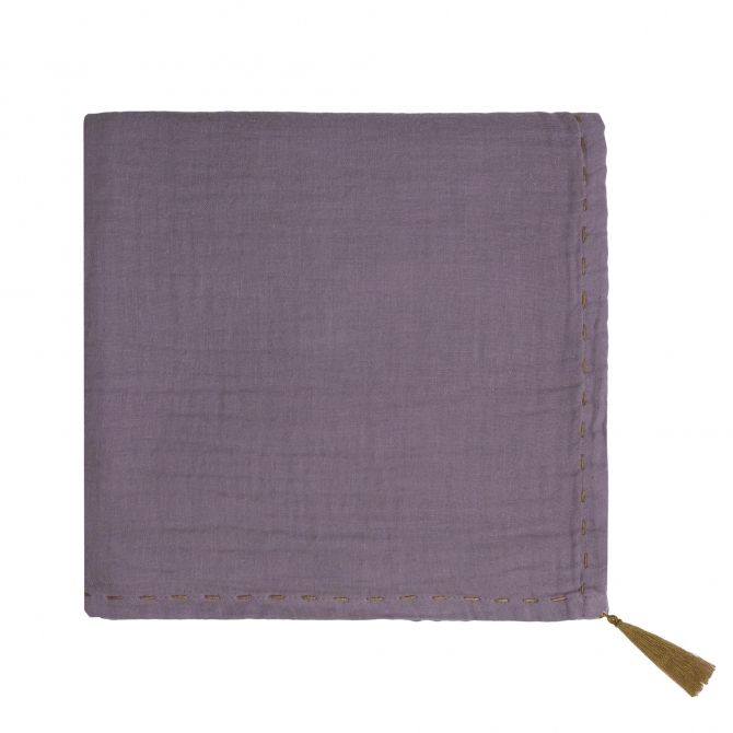 Numero 74 Nana Swaddle dusty lilac