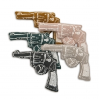 Toy Mini Gun mix colors