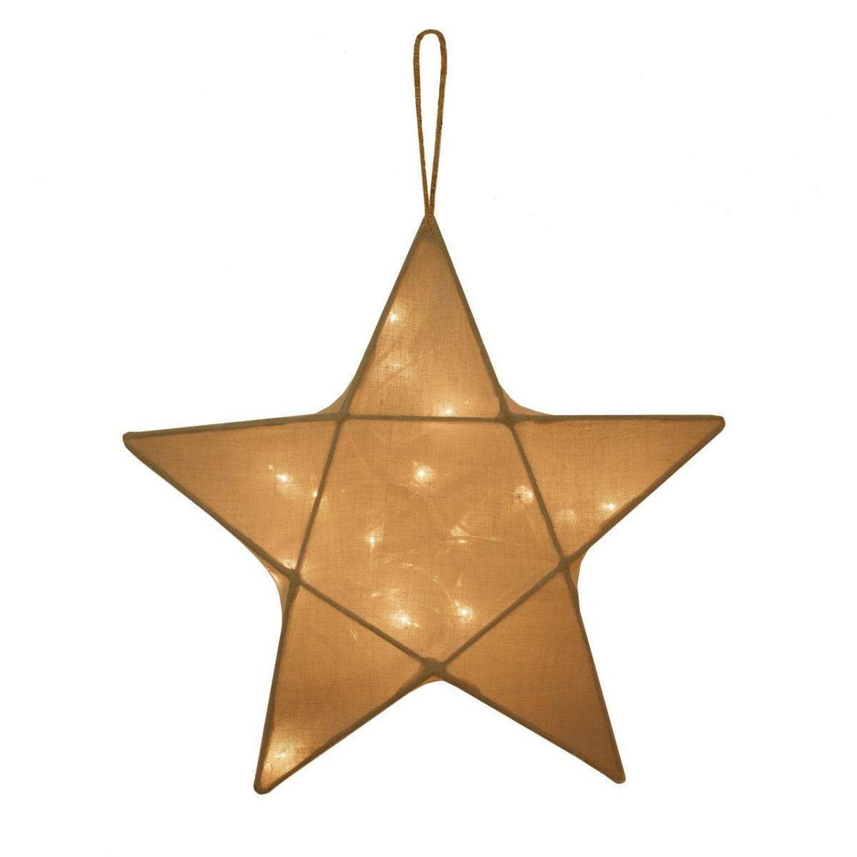 Numero 74 Lampa Gwiazda musztardowa