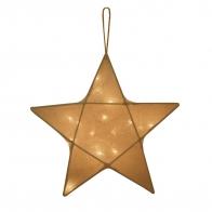 Lampa Gwiazda musztardowa