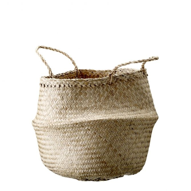 Basket Nature seagrass - Bloomingville