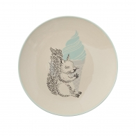 Plate Albert off white/mint