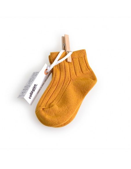 Socks Miel Dore honey - Collégien