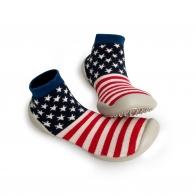 Slipper Socks Captain America