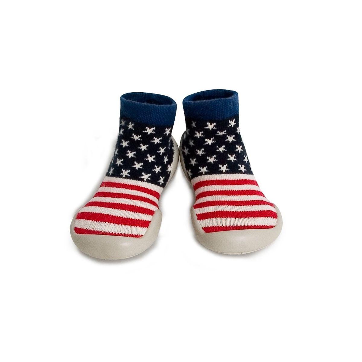 Collégien Slipper Socks Captain America