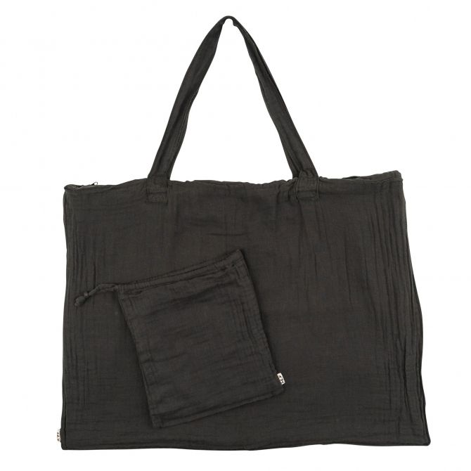 Bag & Purse dark grey - Numero 74