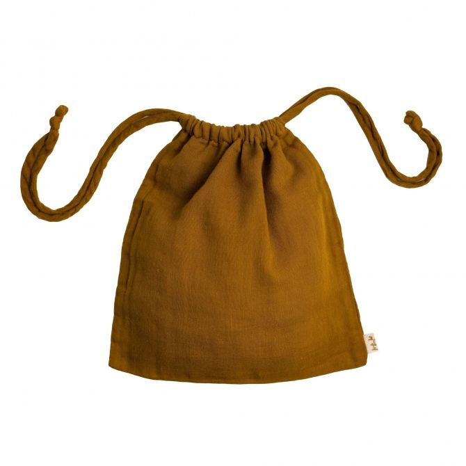 Numero 74 Bag Nana Swaddle gold