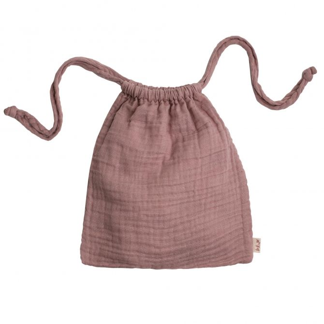 Numero 74 Bag Nana Swaddle dusty pink
