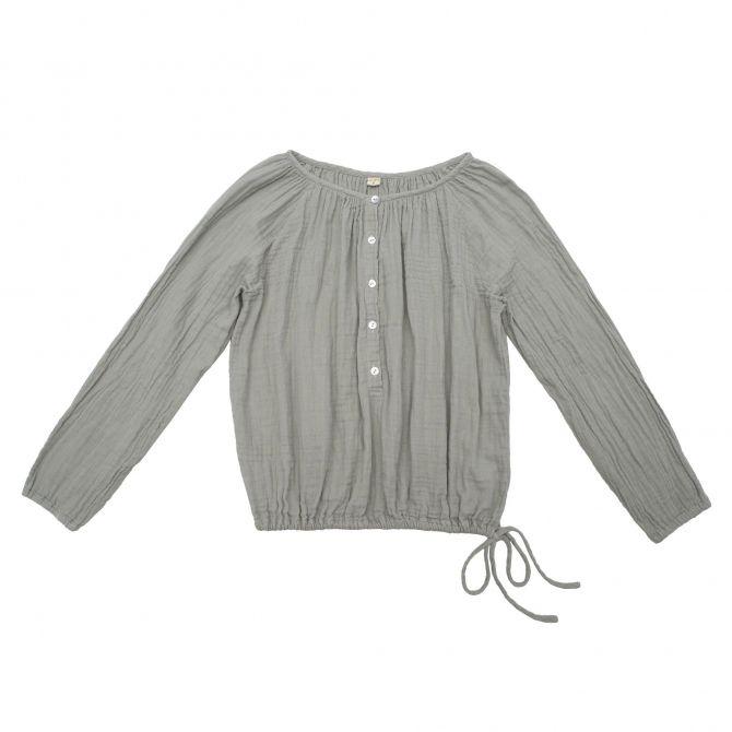 Shirt mum Naia silver grey - Numero 74