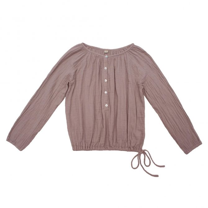 Numero 74 Shirt mum Naia dusty pink