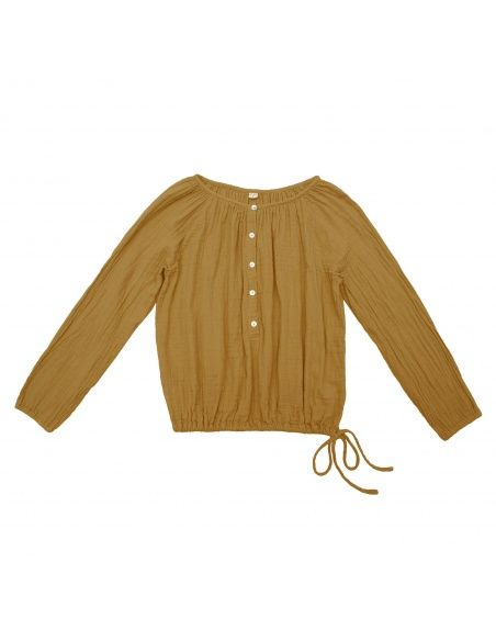 Numero 74 Shirt mum Naia gold