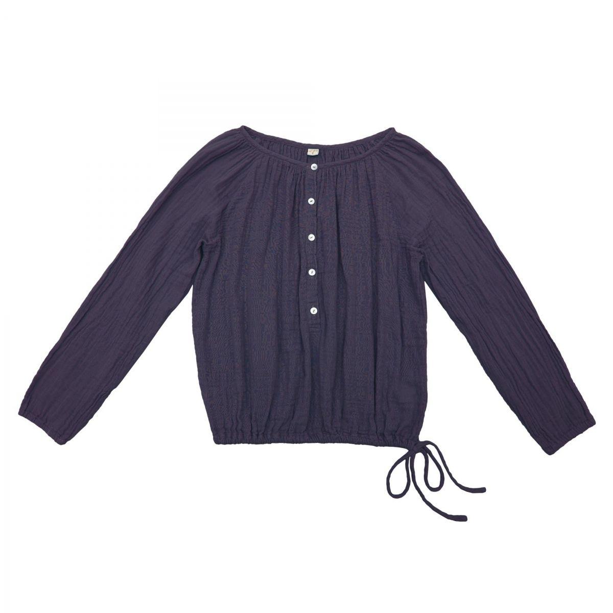 Bluzka dla mam Naia oberżyna - Numero 74