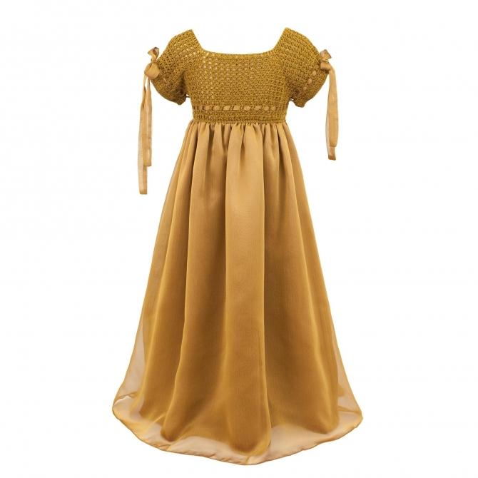 Dress Salome gold - Numero 74