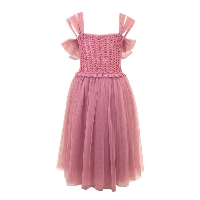 Sukienka Scarlett różowa - Numero 74