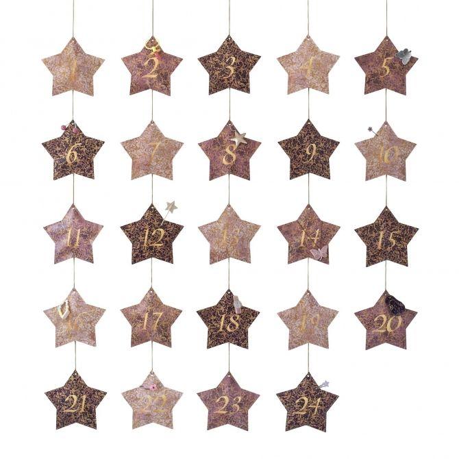 Kalendarz adwentowy Star mix girl - Numero 74