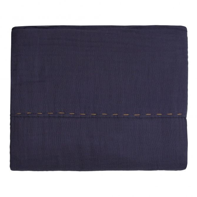 Top Flat Sheet Plain sweet aubergine - Numero 74