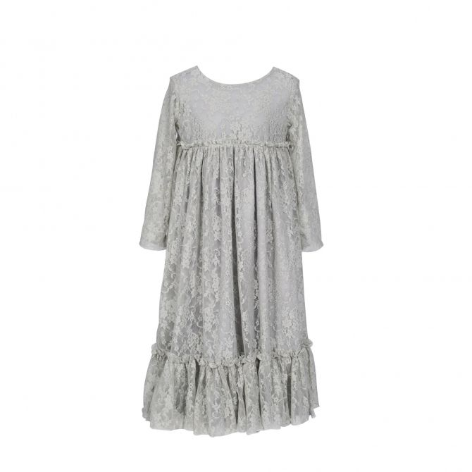 Numero 74 Dress Carolina silver grey