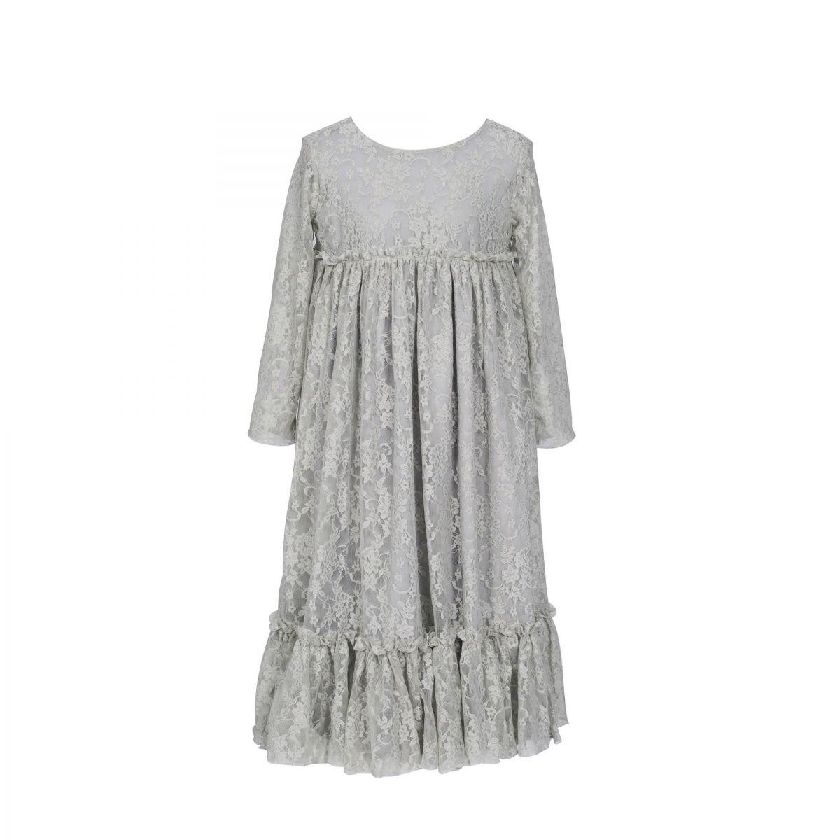 Dress Carolina silver grey - Numero 74