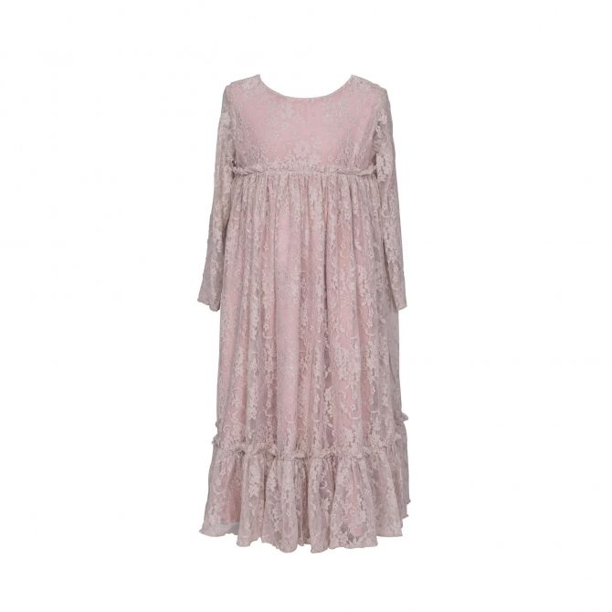 Dress Carolina dusty pink - Numero 74