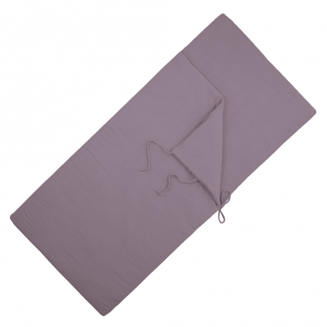 Kid sleeping bag dusty lilac - Numero 74