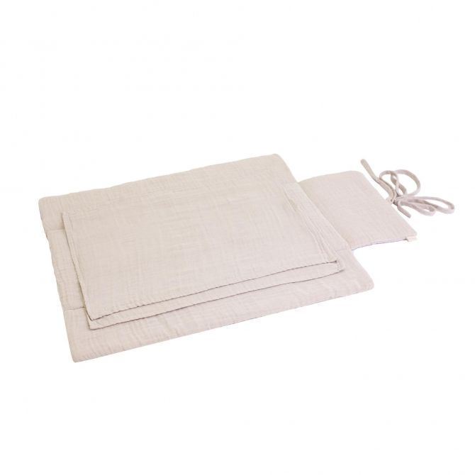 Travel Changing Pad powder - Numero 74