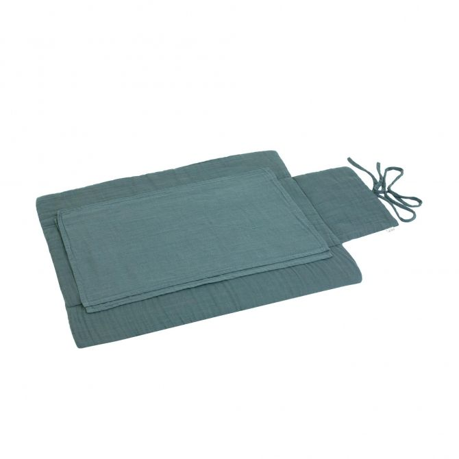 Travel Changing Pad ice blue - Numero 74