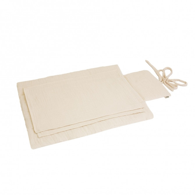 Travel Changing Pad natural - Numero 74
