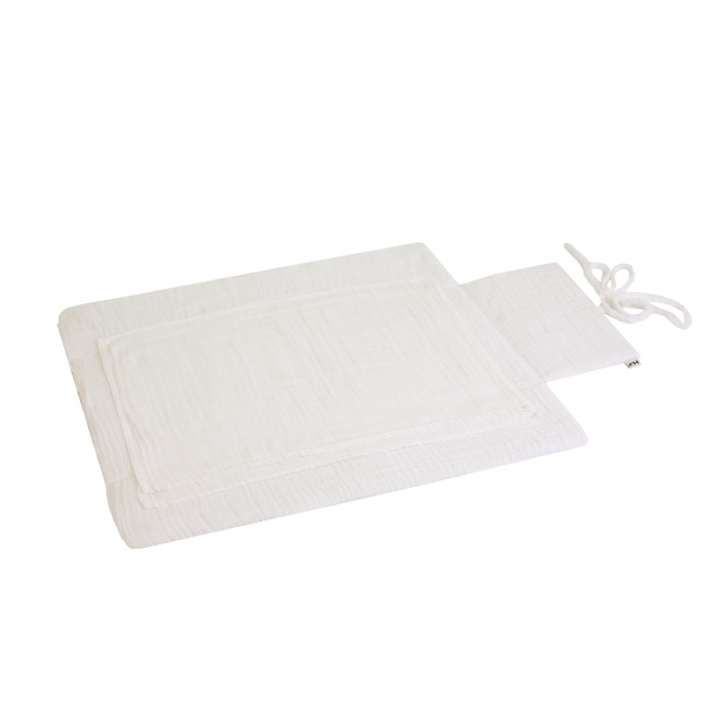 Travel Changing Pad white - Numero 74