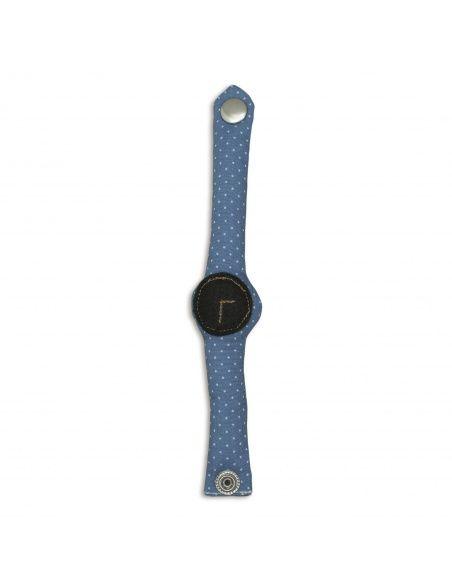 Numero 74 Zabawka Zegarek z materiału