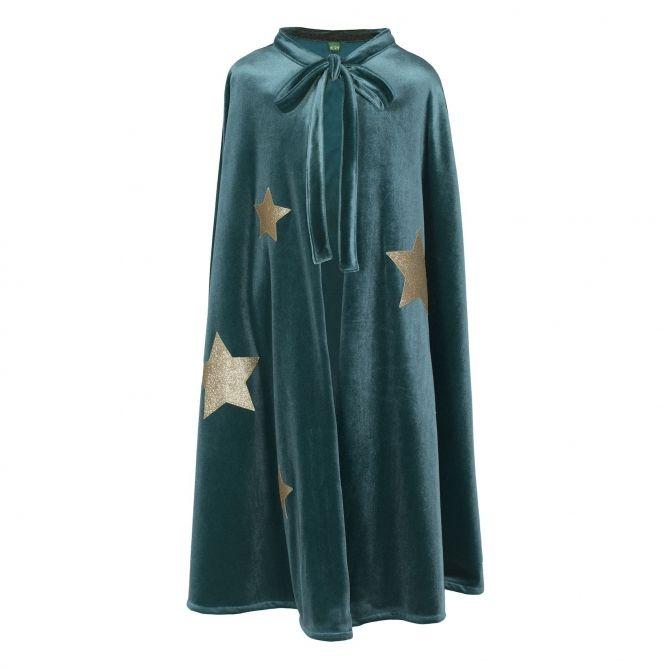 Costume Merlino Cape teal blue - Numero 74