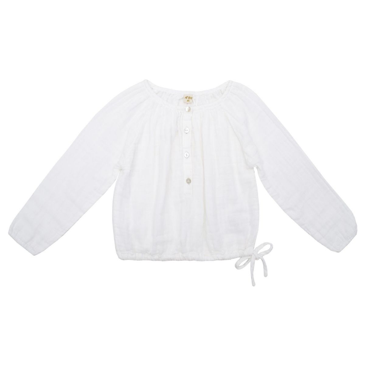 Shirt Naia white - Numero 74