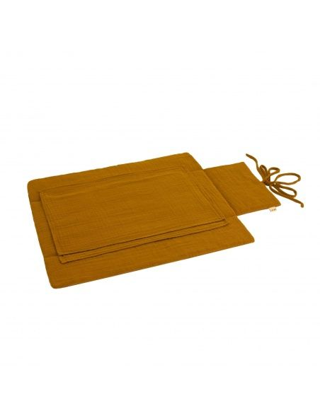 Numero 74 Travel Changing Pad gold
