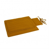 Travel Changing Pad gold