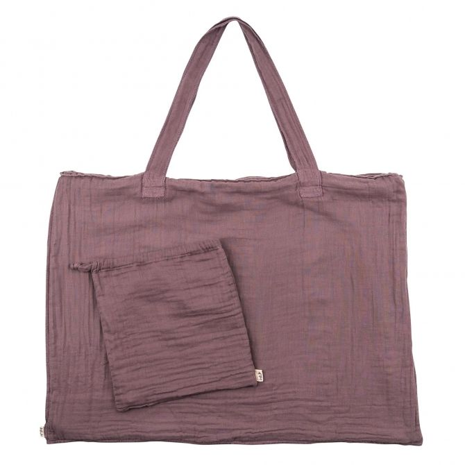 Bag & purse dusty lilac - Numero 74