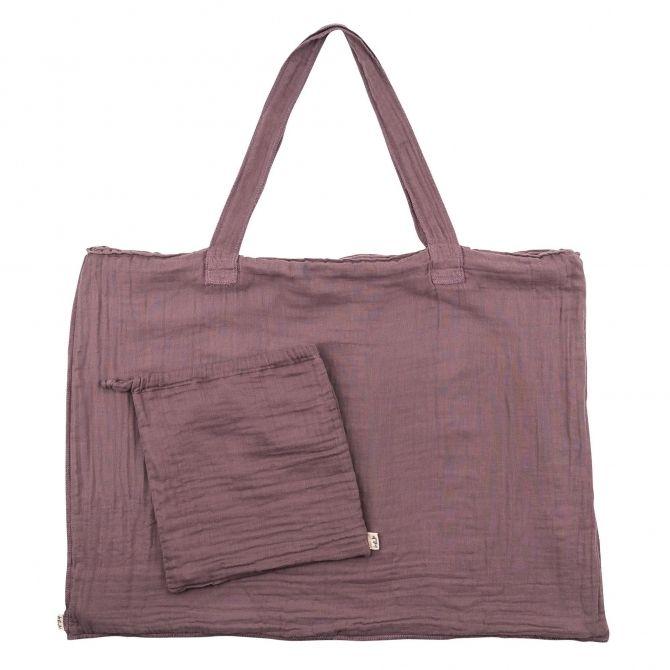 Bag & purse dusty lilac - Numero 74