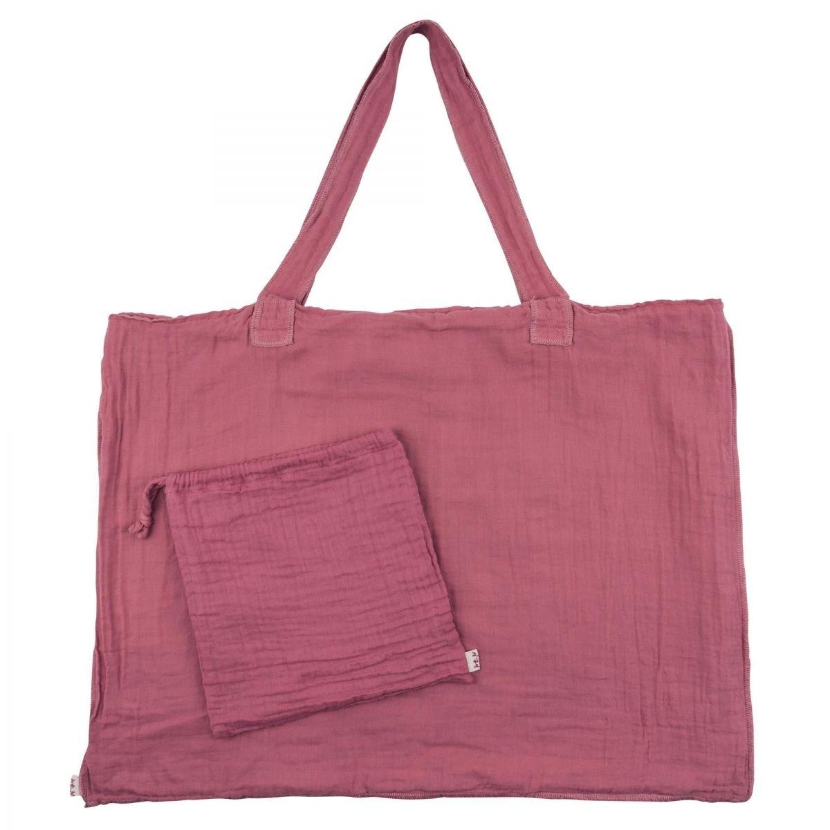 Numero 74 Bag & purse baobab rose