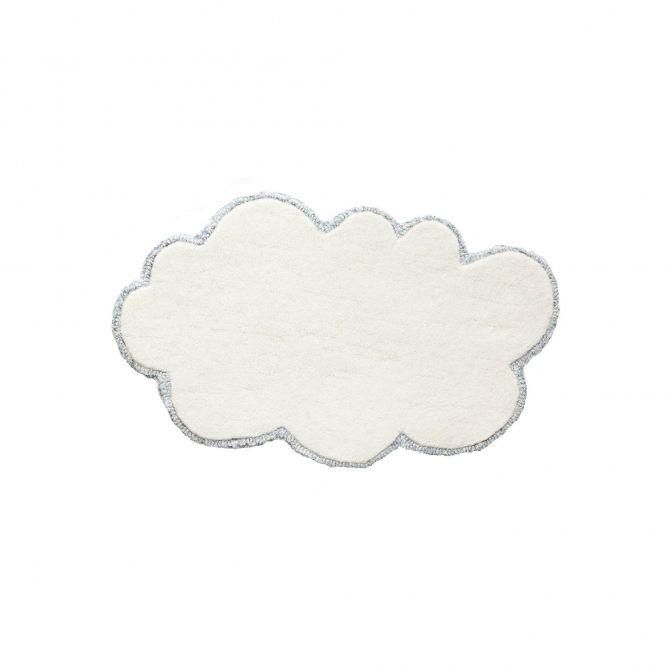 Dywan Silver Lining Cloud Mini Doll waniliowy - little P