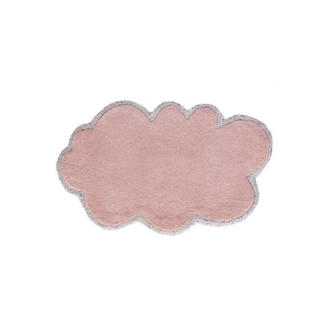 Rug Silver Lining Cloud Mini Doll rose - little P