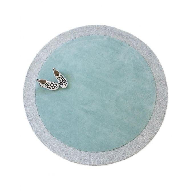 Dywan Sillver Moon Icy Blue błękitny - little P
