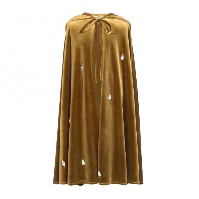 Costume Cape Leia velvet gold - Numero 74