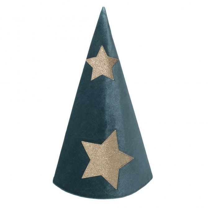 Kapelusz Merlino Hat ciemny morski - Numero 74