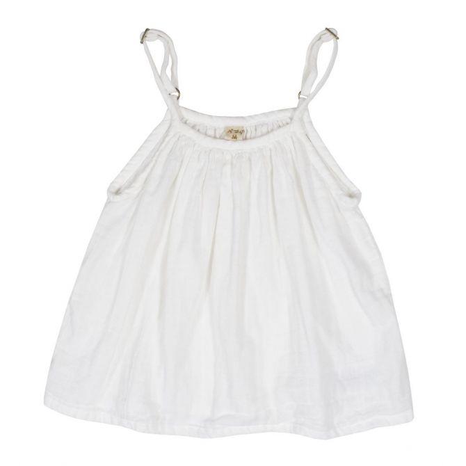 Bluzka dziecięca Mia biała - Numero 74