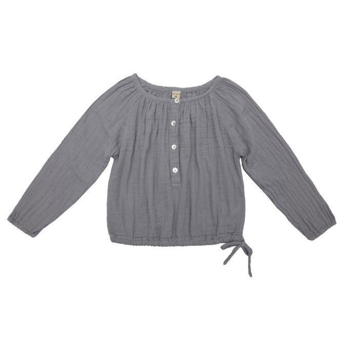Shirt Naia stone grey - Numero 74