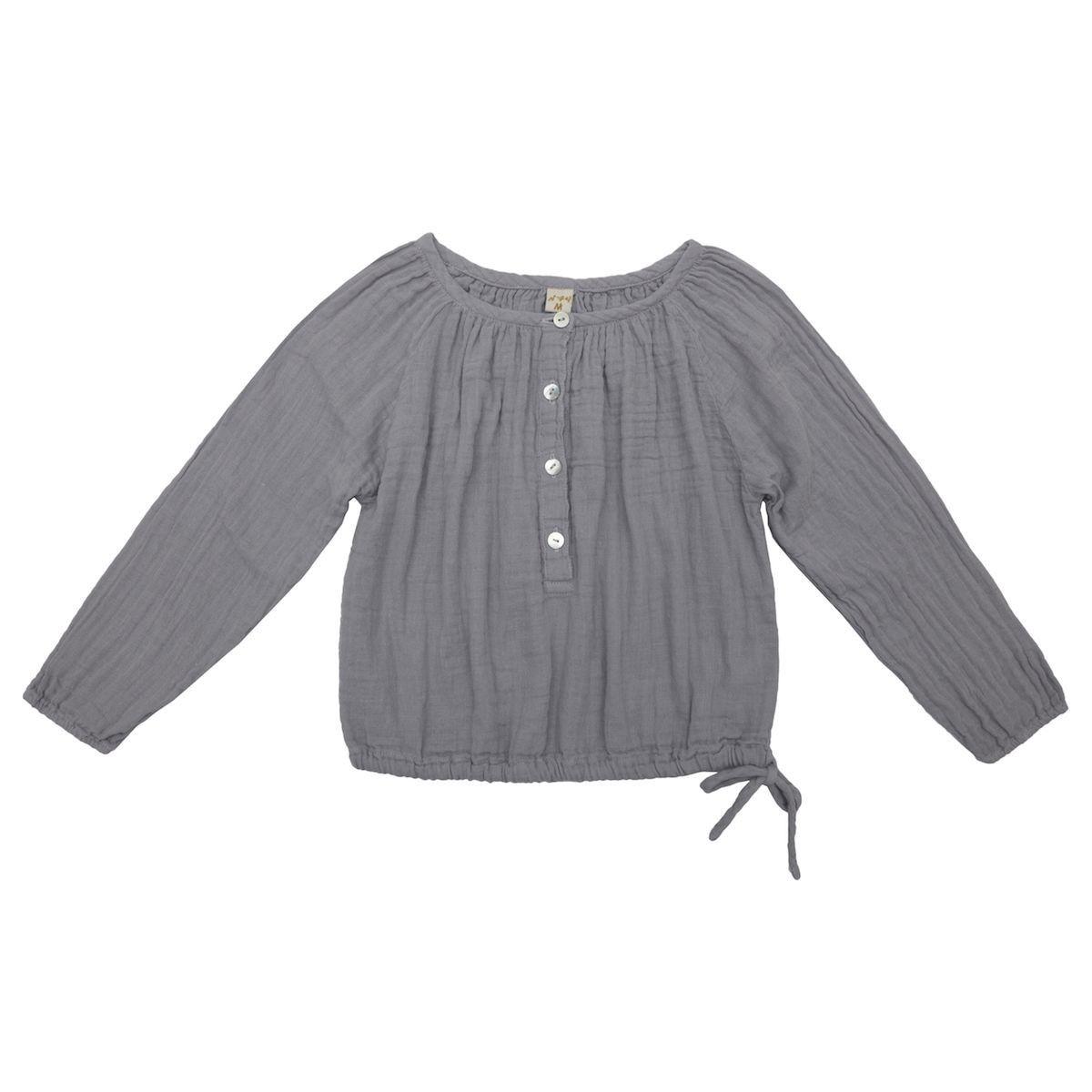 Numero 74 Shirt Naia stone grey