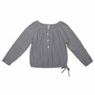 Shirt Naia stone grey