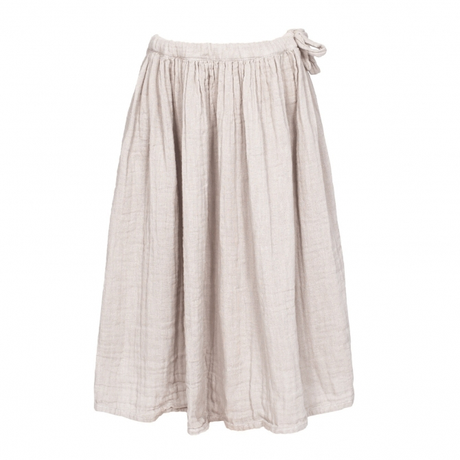 Numero 74 Skirt for girls Ava long powder