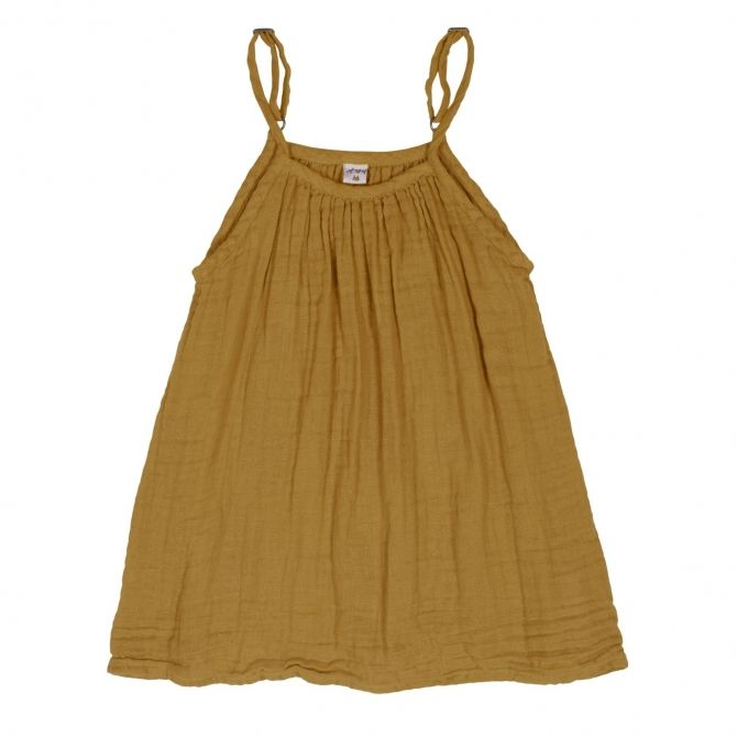 Numero 74 Sukienka Mia musztardowa